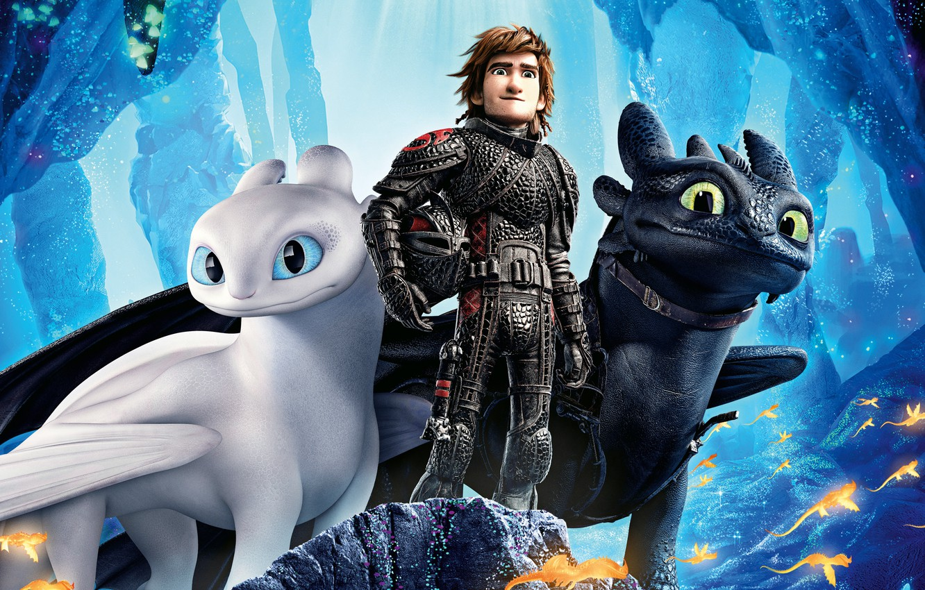 Wallpaper Dragons How To Train Your Dragon 3 How To Train Your