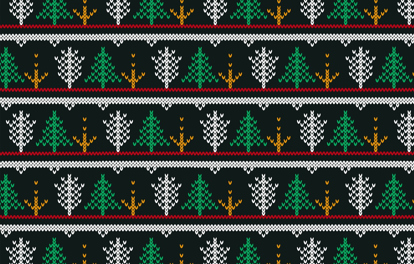 Photo wallpaper winter, background, pattern, Christmas, Christmas, winter, background, pattern, herringbone, knitted, knitted, seamles