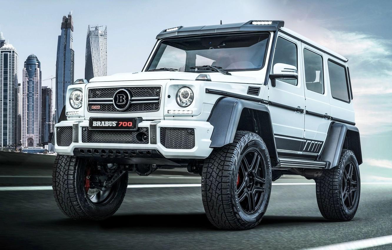 Photo wallpaper Car, Mercedes - Benz, Tuning, Final Edition, Brabus 700