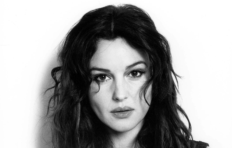 Monica Hair Styles: Wallpaper Look, Model, Portrait, Actress, Brunette