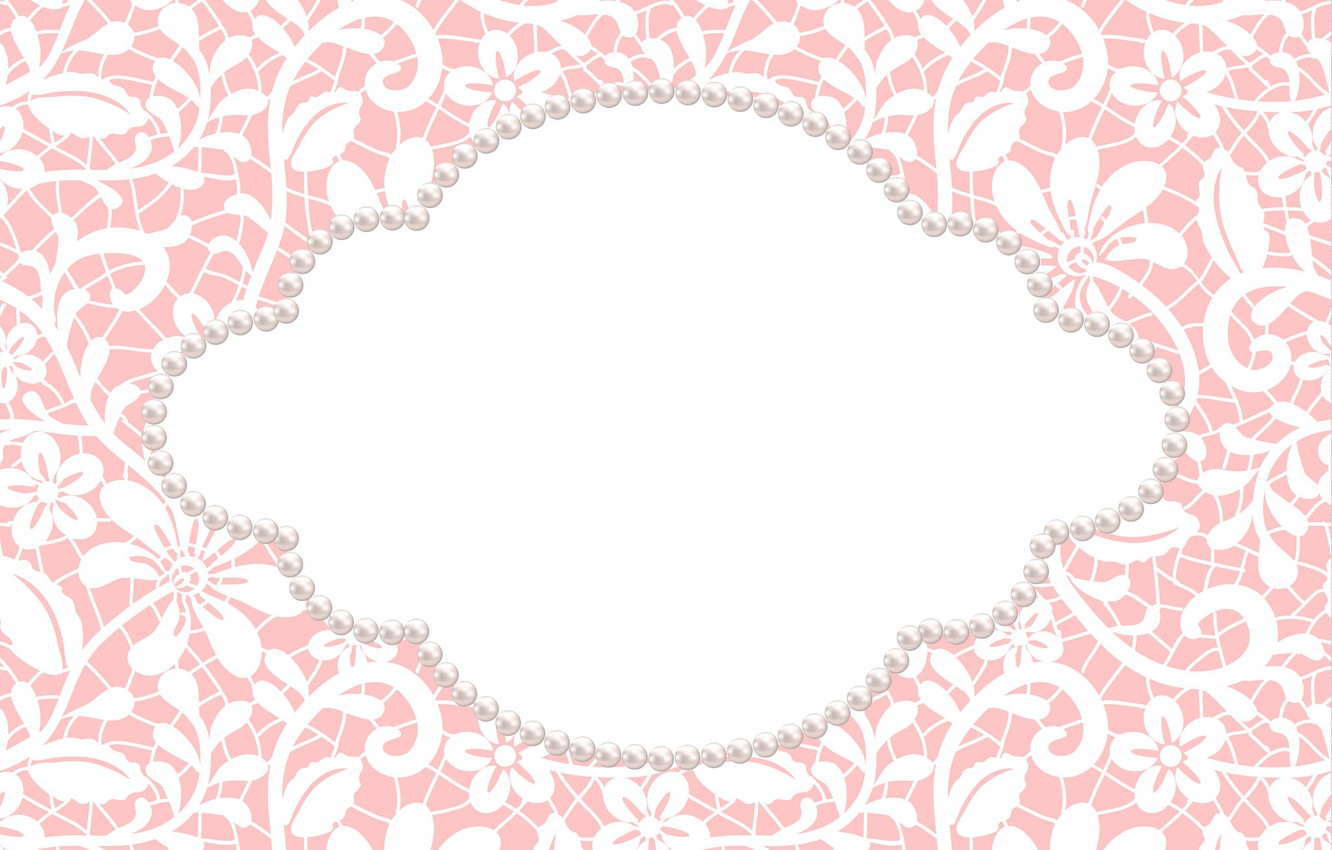Photo wallpaper white, flowers, background, pink, texture, frame