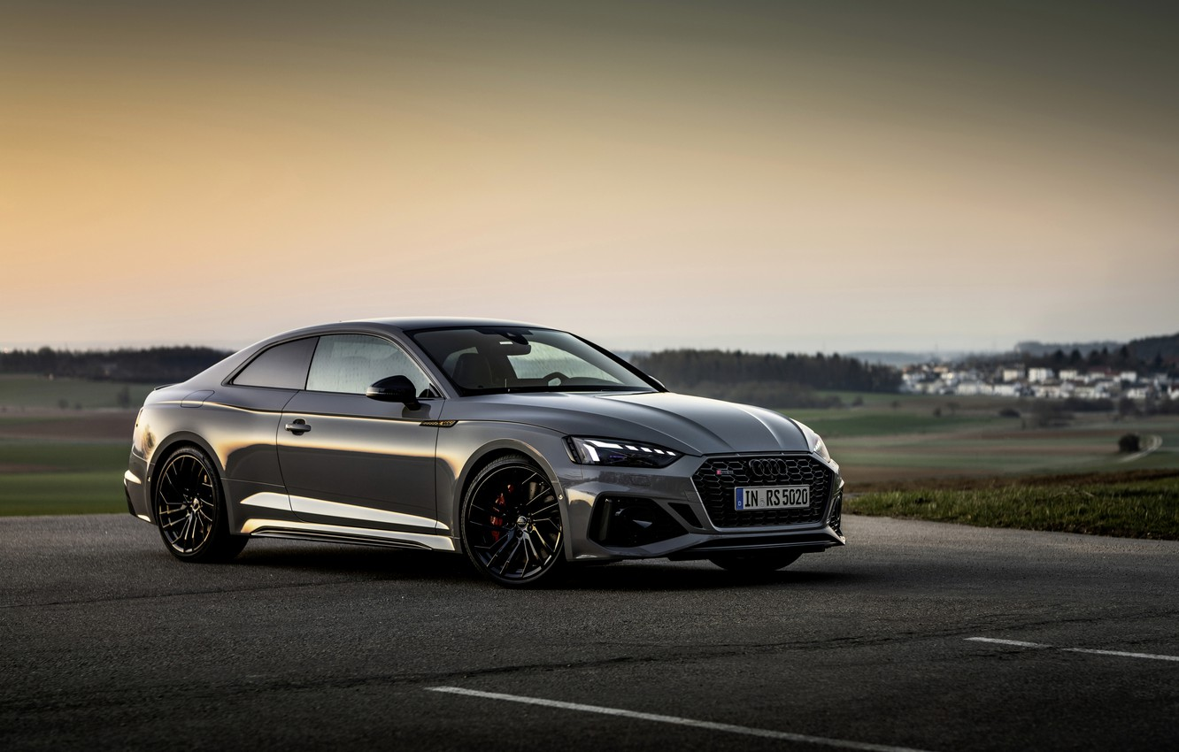 Photo wallpaper Audi, coupe, RS 5, 2020, two-door, RS5 Coupe