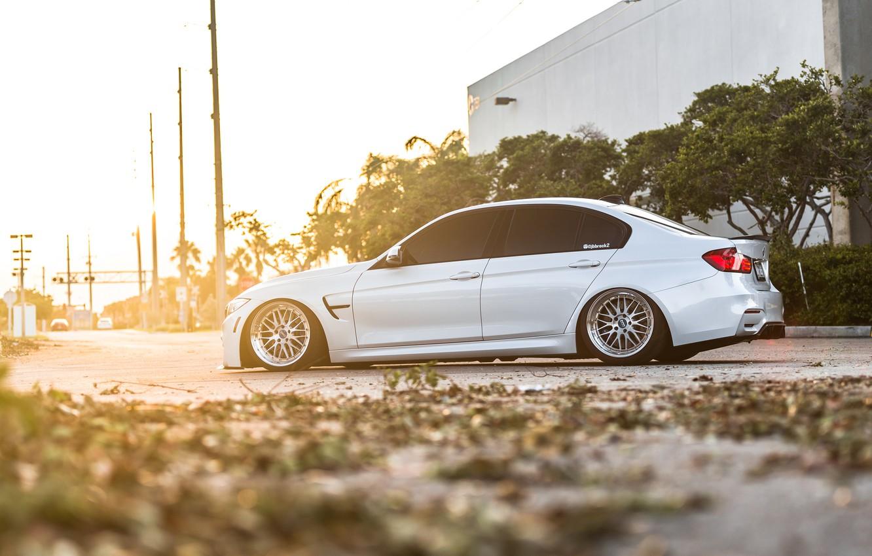 Photo wallpaper BMW, BMW, BMW M3