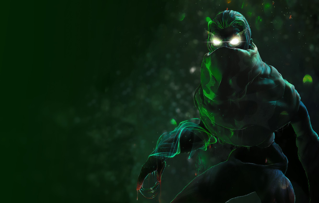 Photo wallpaper Figure, The game, Art, Art, Ghost, Character, Raziel, Raziel, Legacy of Kain, Video game, The ...