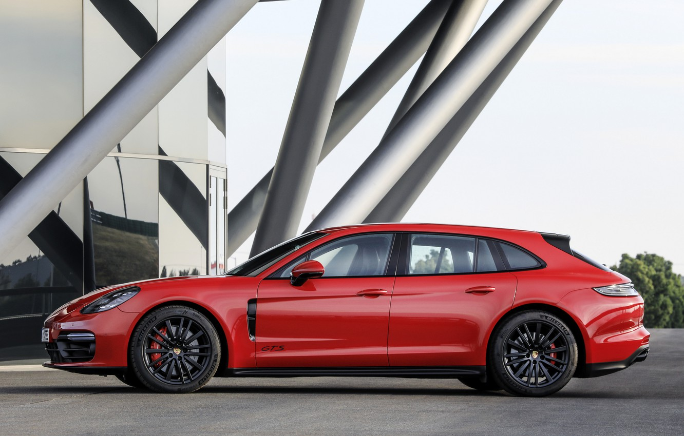 Wallpaper Porsche Panamera Side View Universal 2021 Panamera Gts Sport Turismo Images For Desktop Section Porsche Download