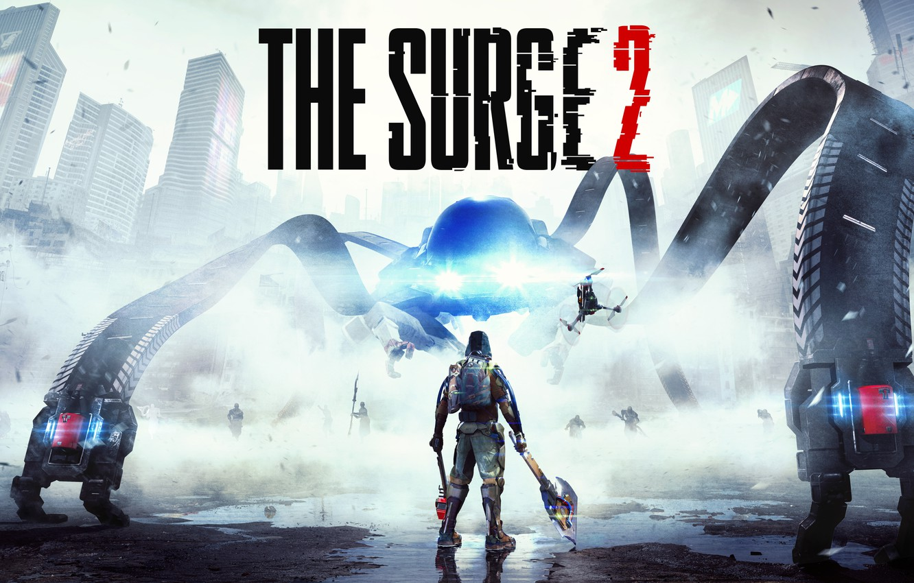 Photo wallpaper Game, Deck13 Interactive, Focus Home Interactive, The surge 2