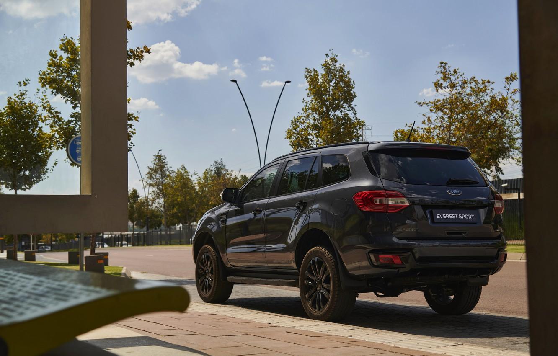 Photo wallpaper Ford, Sport, Everest, 4WD, the five-door, 2021