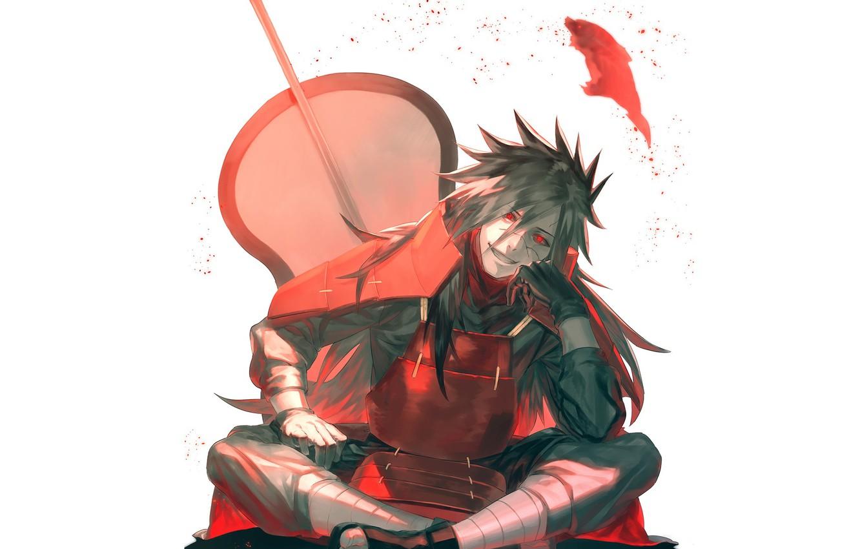 Wallpaper Smile Naruto Naruto Uchiha Madara Images For