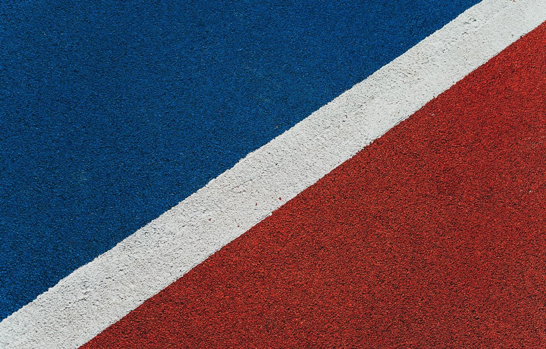 Photo wallpaper Asphalt, Texture, Stadium