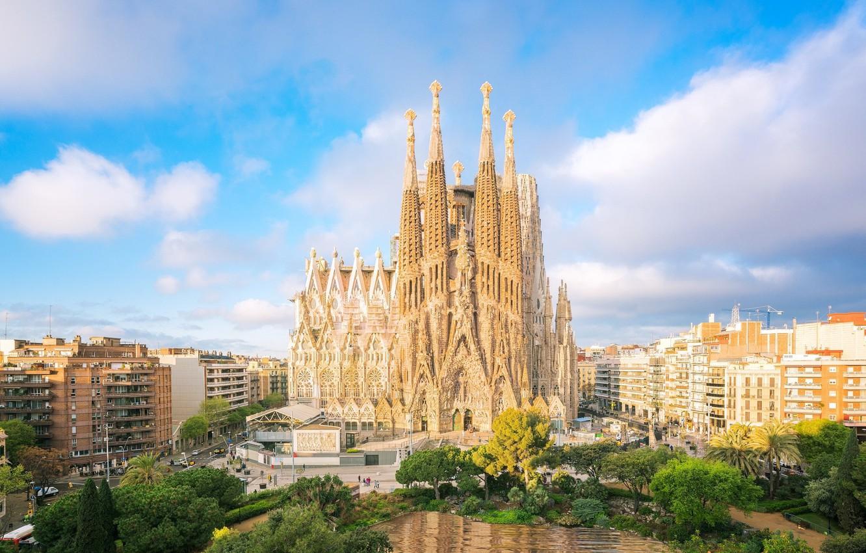 Wallpaper Spain, Barcelona, Barcelona city images for ...