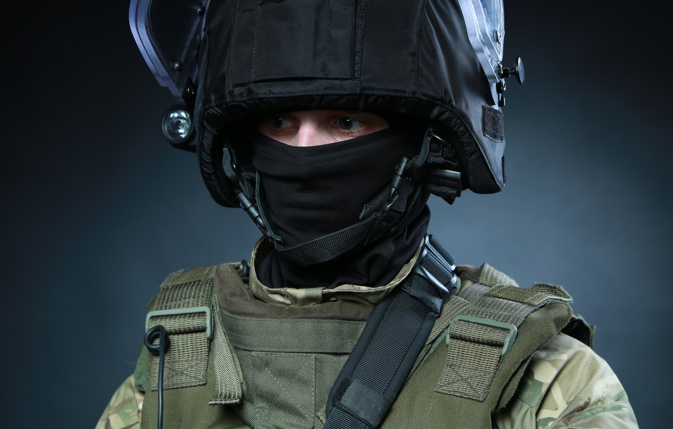 Photo wallpaper weapons, Army, Machine, Defender, Special forces, SPC, FSB, The Archangel, ROSN, AK103, LSS-2ДТМ, Helikon-Tex, SK …