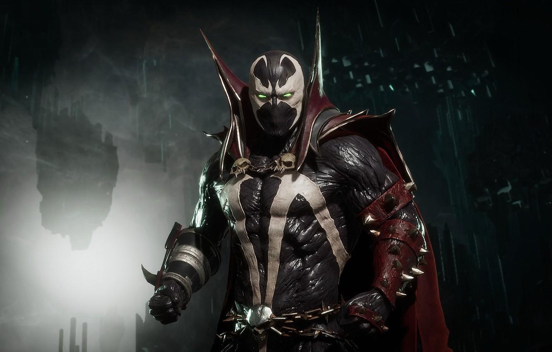 Photo wallpaper Spawn, Spawn, Mortal Kombat 11, MK 11, Mortal Kombat 11