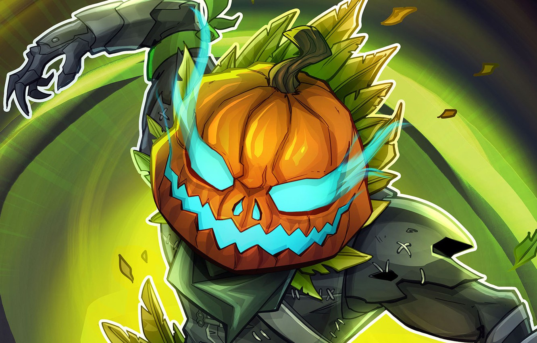 Wallpaper Background Pumpkin Guy Fortnite Images For