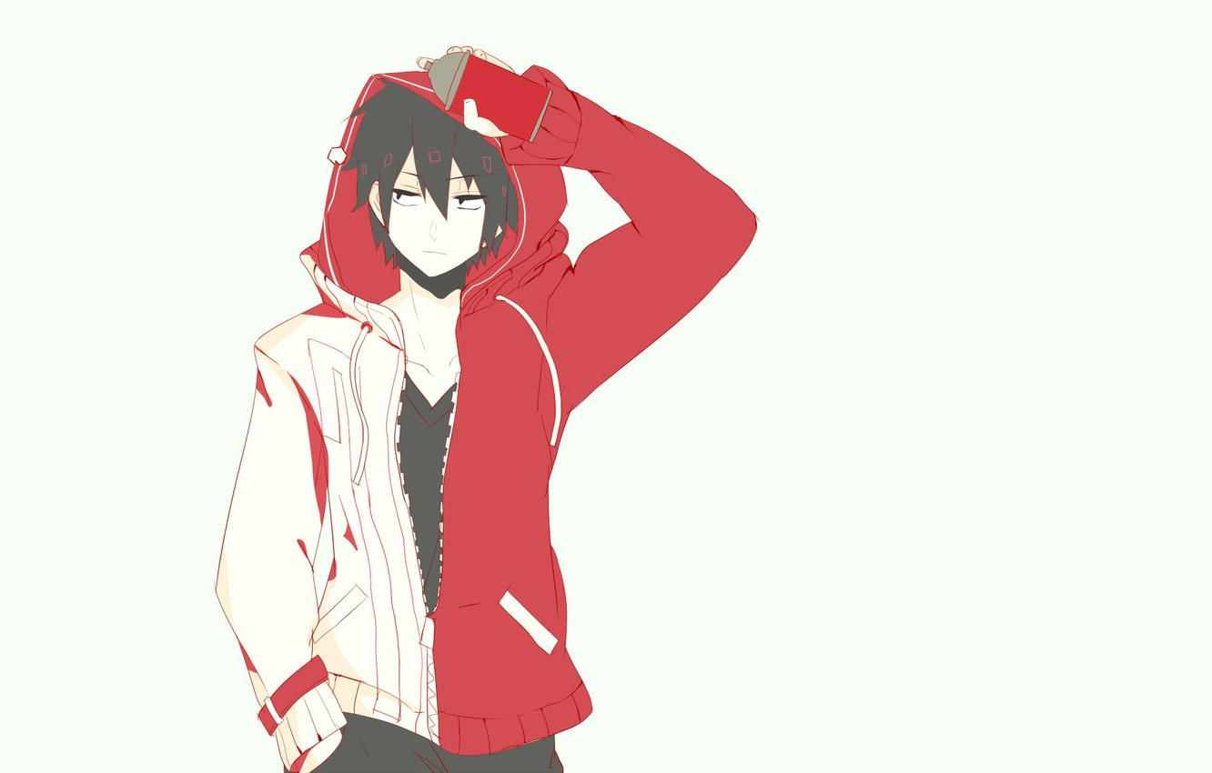 Photo wallpaper guy, Kagerou Project, Project a Sultry mist
