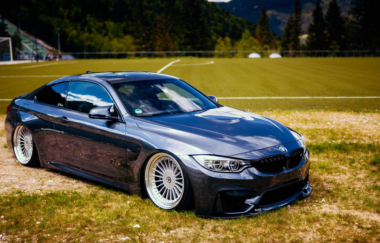 Photo wallpaper BMW, Stance, F82, m4