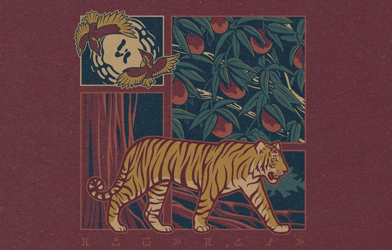 Photo wallpaper Music, Cover, Monstercat, Instinct, Vol. 4