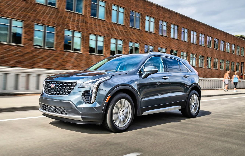 Photo wallpaper Cadillac, 2018, Cadillac XT4 Premium Luxury, Premium Luxury, XT4 Premium Luxury, Cadillac XT4