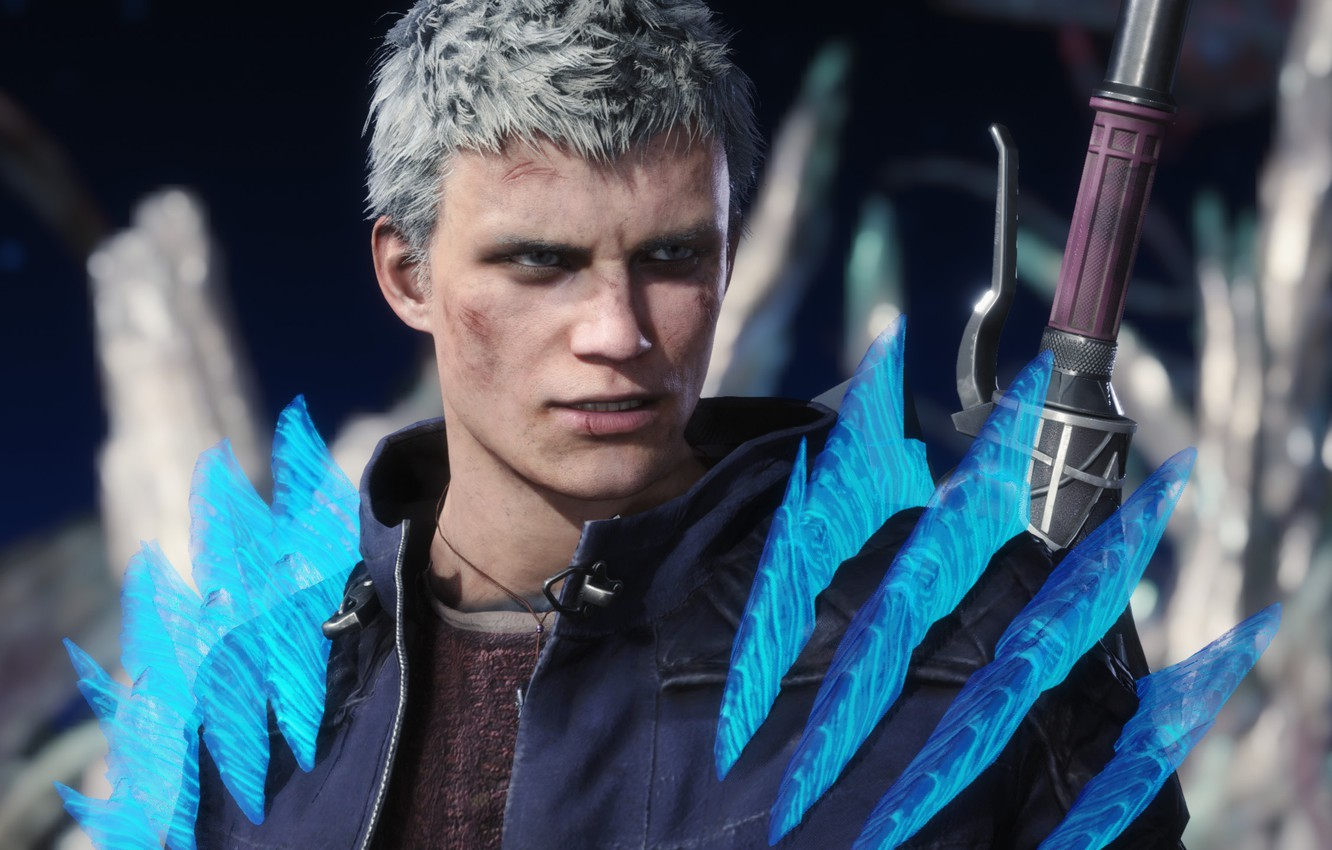 Wallpaper Devil Nero Devil May Cry 5 Dmc 5 Trigger Images For Desktop Section Igry Download