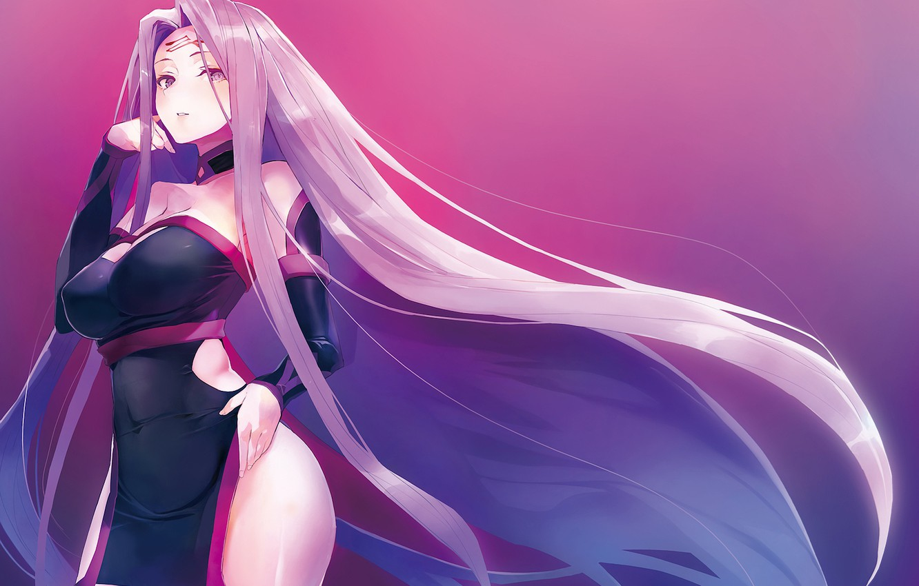Photo wallpaper girl, background, Fate stay night, Fate / Stay Night