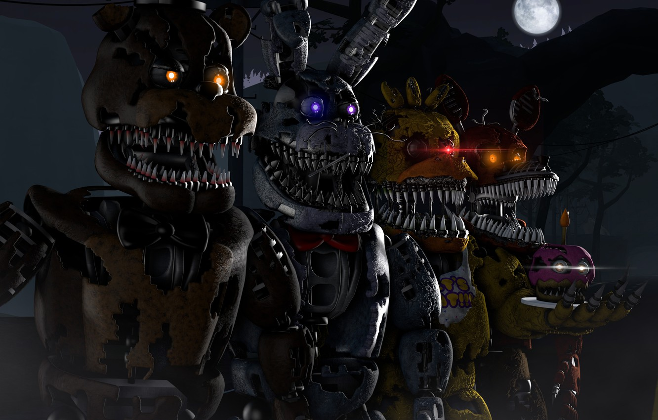 Wallpaper Five Nights At Freddy S Five Nights At Freddy S