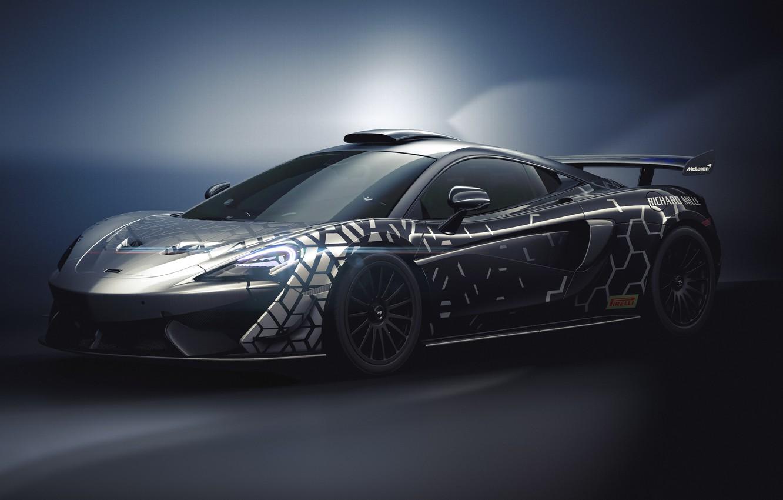 Photo wallpaper McLaren, supercar, 2020, 620R