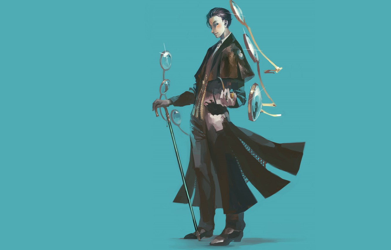 Photo wallpaper guy, Sherlock Holmes, Fate / Grand Order, The destiny of a great campaign
