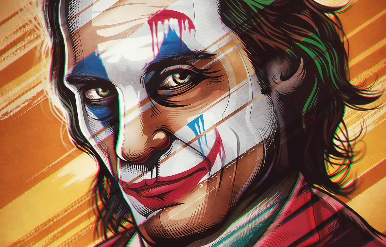 Wallpaper Smile Art Joker Art Joker Poster Joaquin