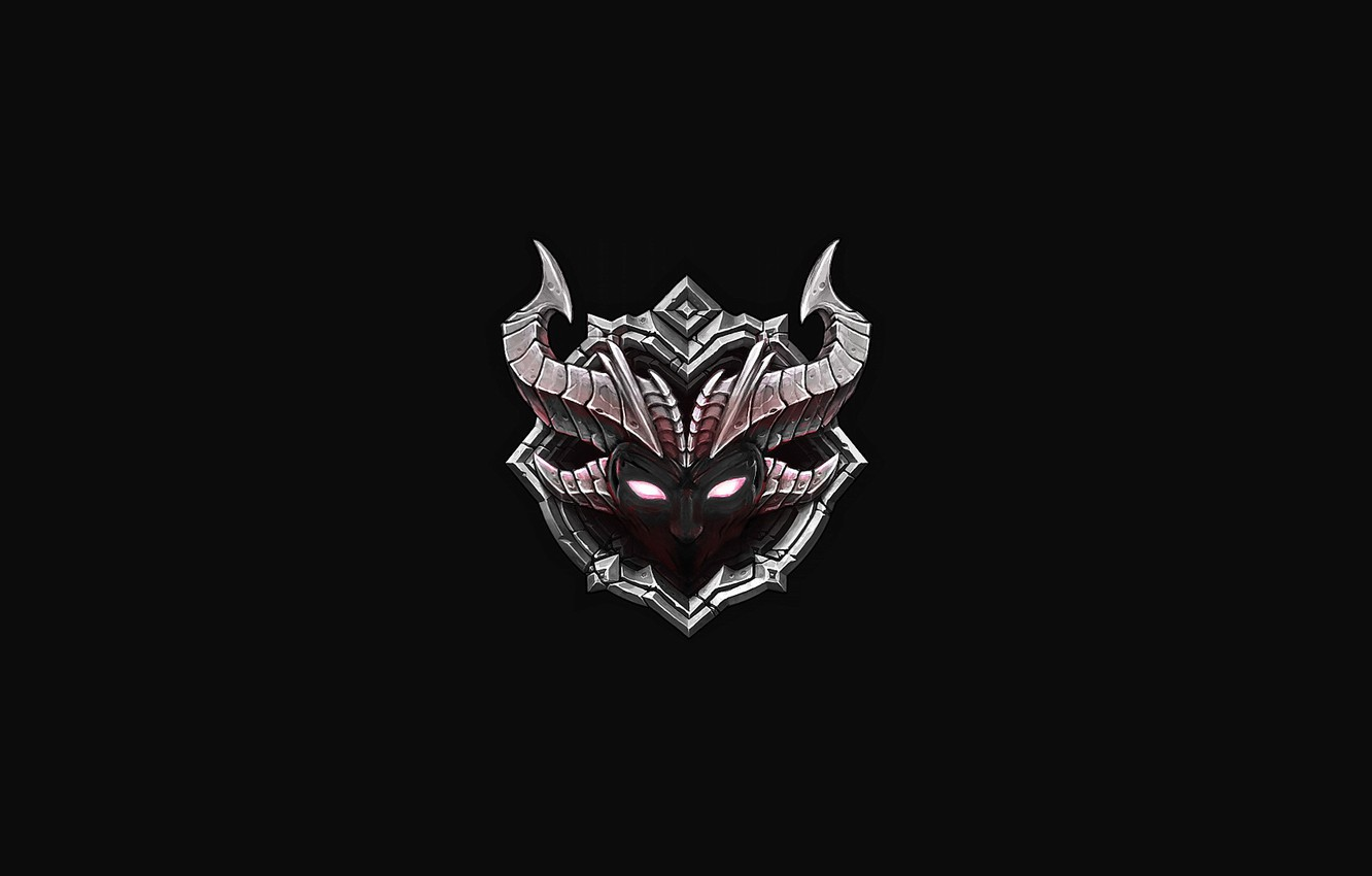Wallpaper Background Logo Form Emblem Logo Game Chaos Rage Chaos Horseman Of The Apocalypse Fury Darksiders Iii Chaos Form Images For Desktop Section Igry Download
