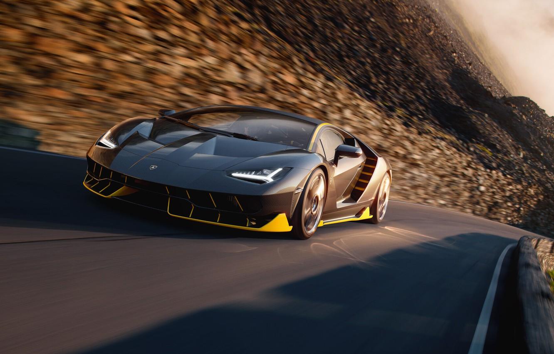 Photo wallpaper Auto, Lamborghini, Machine, Car, Art, Render, Design, Lamborghini Centenary, Transport & Vehicles, by Greg Peruski, …