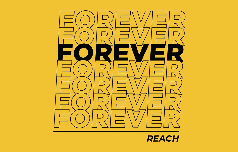 Photo wallpaper Music, Reach, Forever, Cover, Monstercat