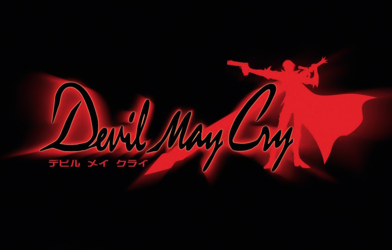 Photo wallpaper logo, DMC, devil may cry, dante