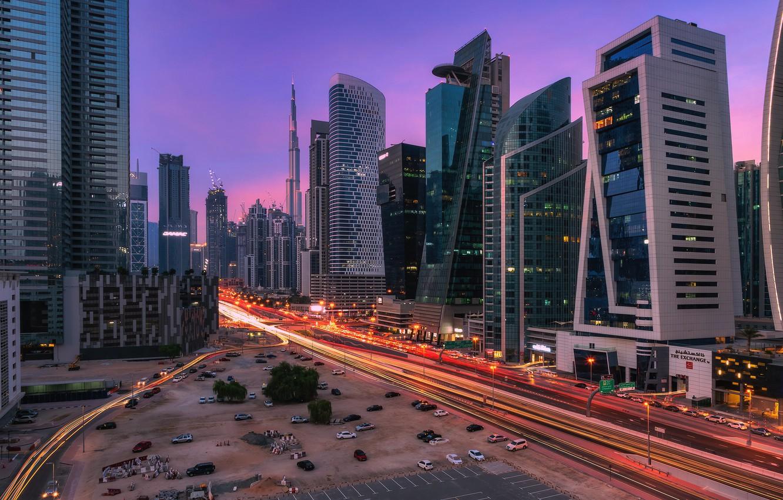 Photo wallpaper Dubai, United Arab Emirates, As Safa