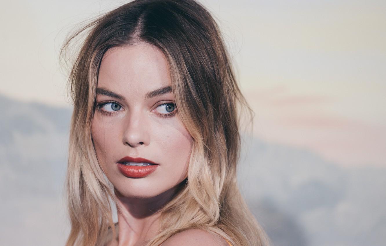 Photo wallpaper actress, celebrity, Margot Robbie