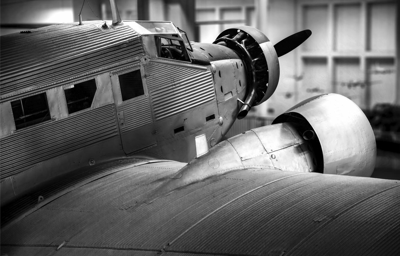 Photo wallpaper aviation, the plane, wing, hangar, Arctic, aircraft, aviation, hangar, Arctic, wing