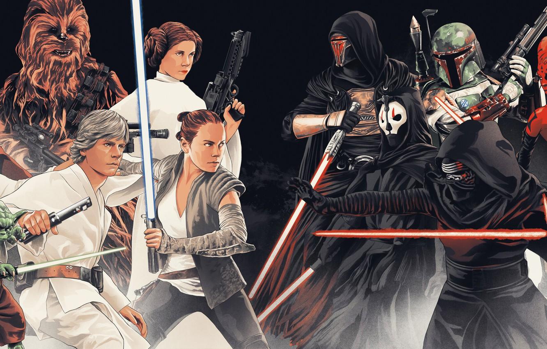 Wallpaper Star Wars Obi Wan Kenobi Darth Maul Darth Vader Star