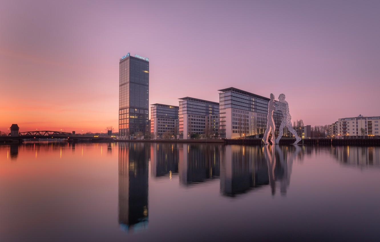 Photo wallpaper photo, The city, Germany, Berlin