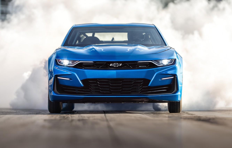 Photo wallpaper Concept, Chevrolet, Camaro, 2018, SEMA 2018, eCOPO