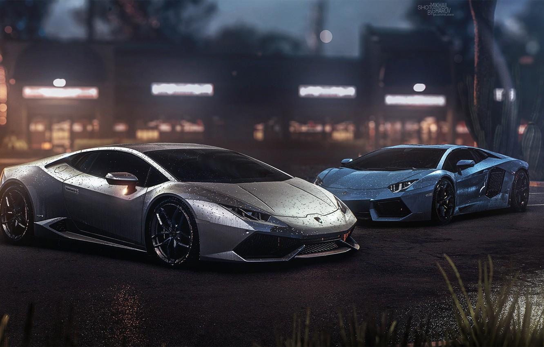Photo wallpaper Auto, Lamborghini, Machine, NFS, Need for Speed, Supercar, Aventador, Lamborghini Aventador, Sports car, Huracan, Lamborghini …