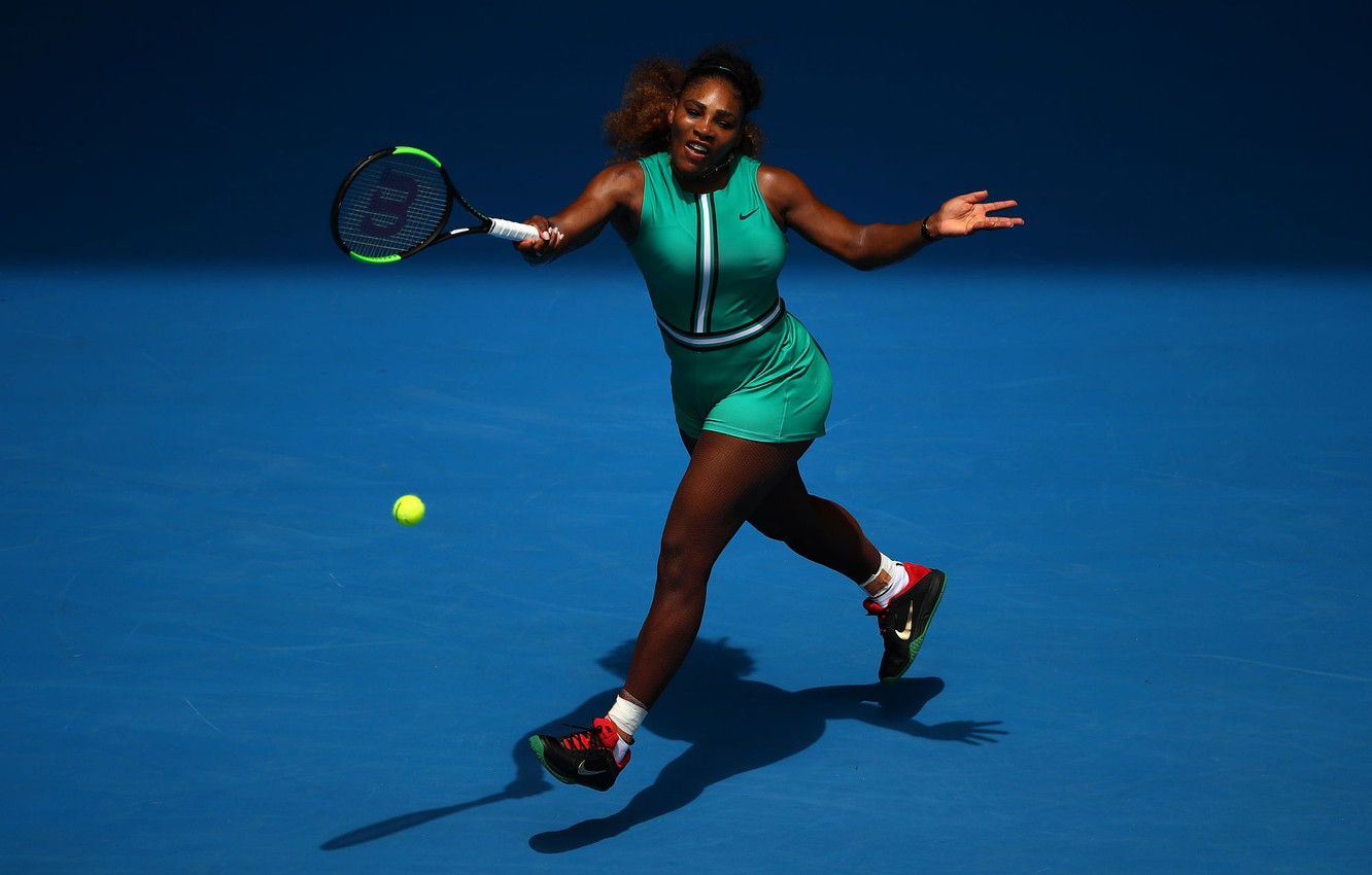 Wallpaper Williams Legend Tennis Wta Serena Serena Williams Australia Open 2019 Images For Desktop Section Sport Download