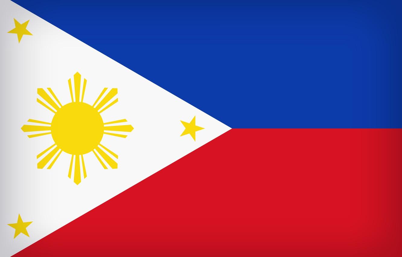 Photo wallpaper Flag, Philippines, Philippines Large Flag, Flag Of Philippines, Filipino
