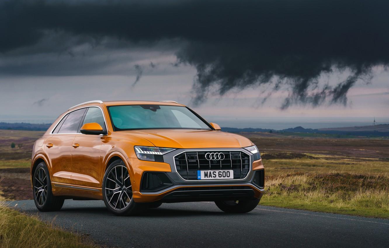 Photo wallpaper Audi, Audi q8