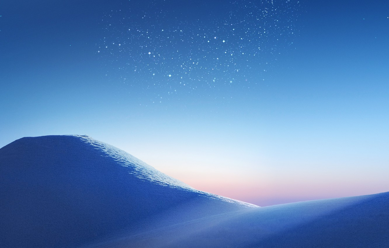 Wallpaper The Sky Background Stars Blue Night Background Stars Galaxy Samsung Images For Desktop Section Raznoe Download