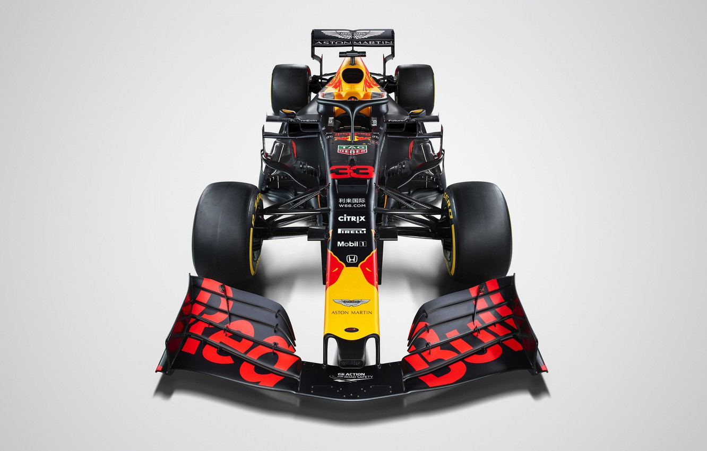 Photo wallpaper the car, Motorsport, 2019, Red Bull Racing F1