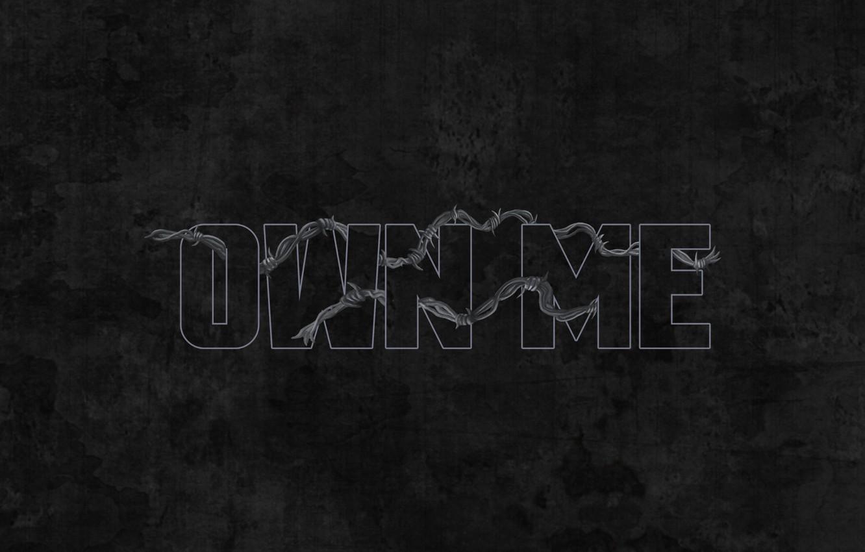 Photo wallpaper Music, Cover, Monstercat, Slippy, Own Me