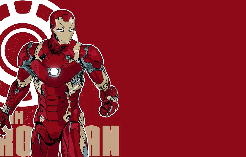 Wallpaper costume, Iron Man, Iron Man ...