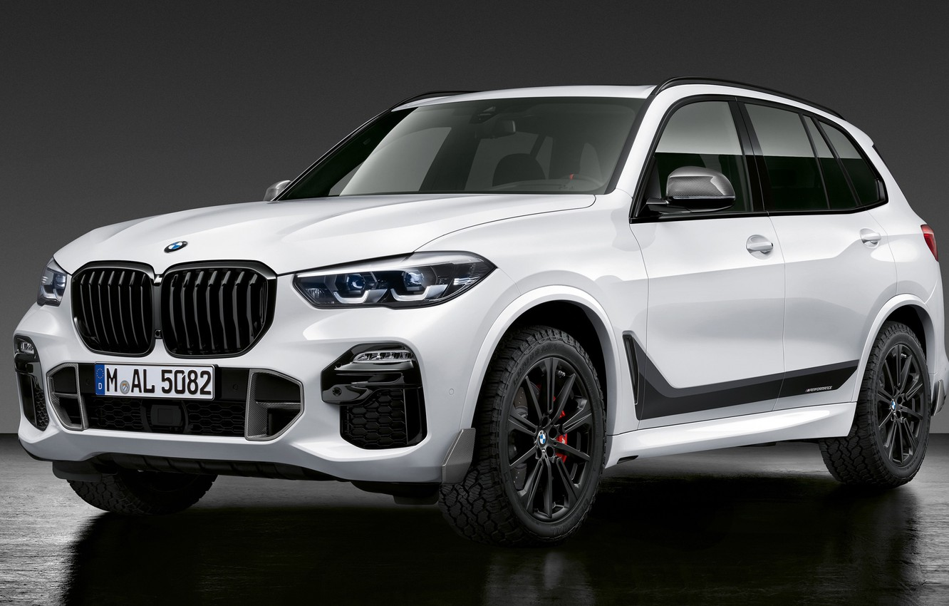 Photo wallpaper BMW, BMW X5, Performance Parts, Parts, M Performance, xDrive40i, BMW X5 xDrive40i M Performance Parts