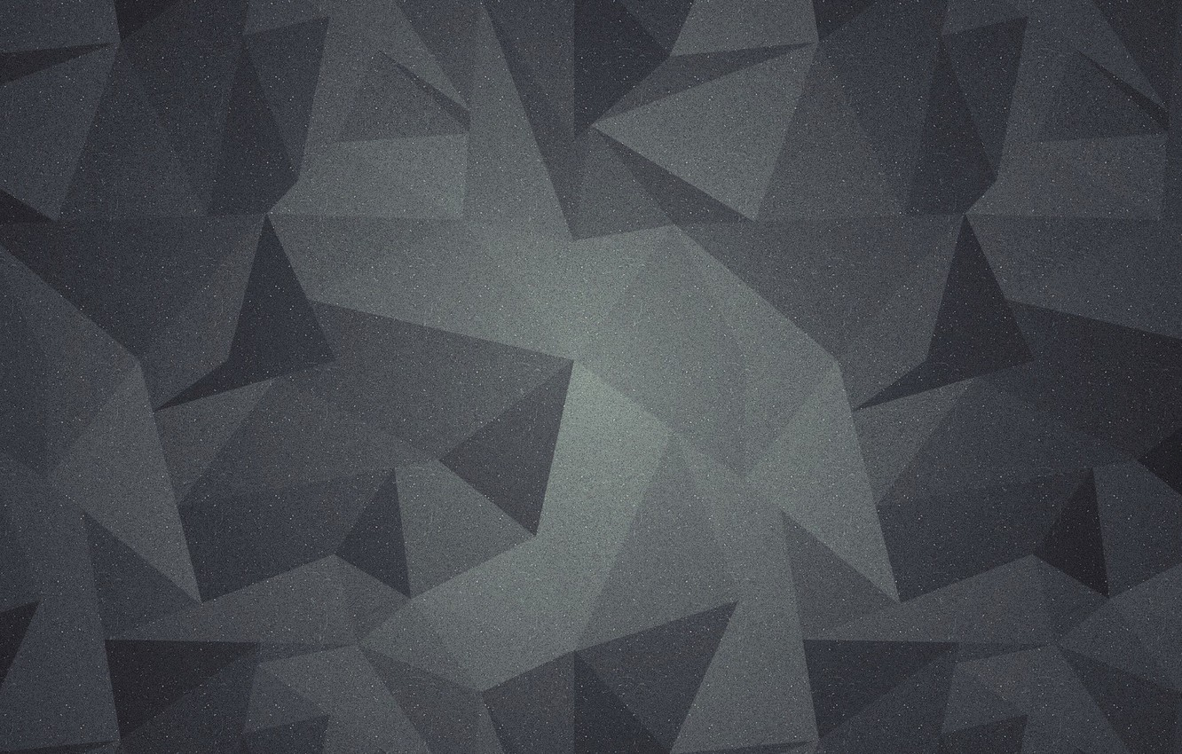 Photo wallpaper texture, polygon, Triangle