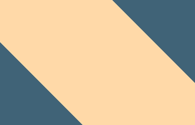 Photo wallpaper blue, strip, texture, line, beige