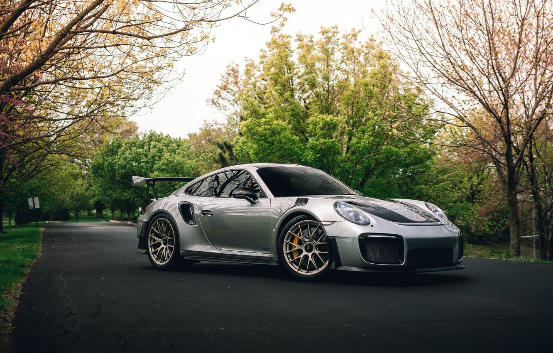 Photo wallpaper 911, Porsche, GT2RS