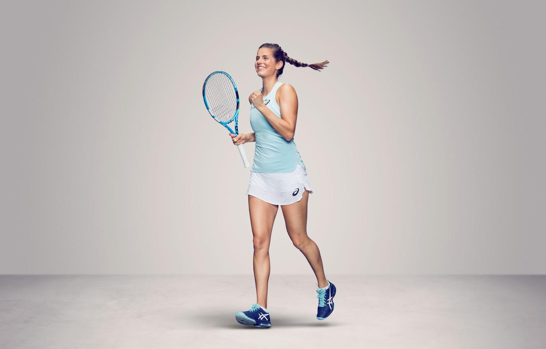 Photo wallpaper German, Julia, Sport, Tennis, WTA, Goerges, Julia Goerges